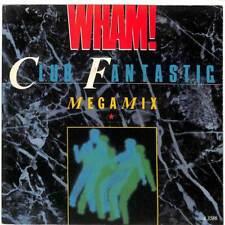 """Wham! - Club Fantastic Megamix - 7"""" Vinyl Record"""