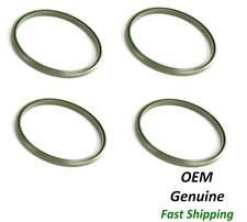 AUDI Intercooler Boost Pipe Seal Hose O Ring 4pcs VW SKODA SEAT 3C0145117F OEM