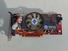 MSI NX8800GT 16MB 512MB Ports Dual Dvi Tv Out Nvidia GPU PCI Express s-video