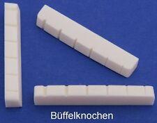 Knochen Sattel 43, gebleicht, Spacing ca. 35 mm,Typ BK-30