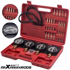 Maxpeedingrods A9WFLQ Dépressiomètre Synchronisateur de Carburateur