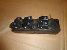 2004 HYUNDAI TRAJET 4 DOOR MPV WINDOW SWITCH PACK DRIVERS SIDE FRONT 620W03030