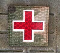 Australia, Army, Medic, ADF, Military, SAS, IFAK, Multicam, Patch