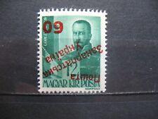 1945 Hungary Carpatho Ukraine 12 / 60 inverted signed