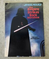 1980 STARWARS BOOK - EMPIRE STRIKES BACK STORYBOOK #1