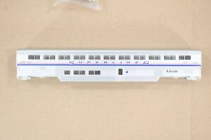 HO Con-Cor Amtrak Superliner Coach Car, Phase IV, New #34128
