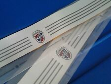 FORD FOCUS FIESTA KUGA KA C-MAX B-MAX GALAX  BNIB GHIA DOOR SILL DECAL STRIPES