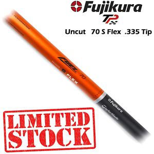 Fujikura Kraftstoff 70 S Flex Driver / Fairway Schaft R1 Tp Uncut Neu Limitiert
