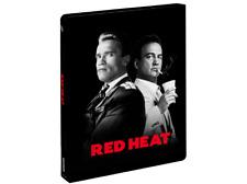 Red Heat (Blu-ray Steelbook) BRAND NEW PRE-ORDER