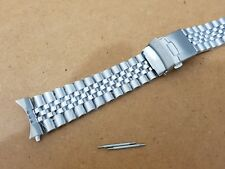 4dac4956893 20MM SEIKO JUBILEE STEEL MENS WATCH BRACELET FOR SKX013