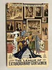 League of Extraordinary Gentlemen Tpb #1 Sc 8.0 Vf (2000 Abc 1st printing)