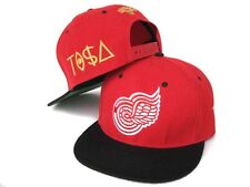 Tisa Snapback Red Wings Cap Original Blogger Last kings Obey YMCMB YOLO New