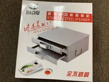DaChu Stainless Steel Rice Noodle Roll Steamer, Rice roll maker machine RedBOX