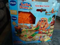 Vtech Toot Toot Goldmine Train Set