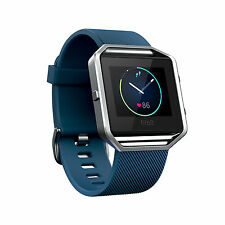 Fitbit Blaze Sports Watch - Plum Large Size Fb502spml