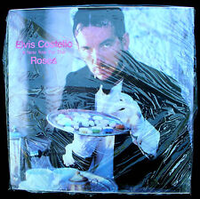 ELVIS COSTELLO A New Year For The Roses LP Record Album Still SEALED NICE!!