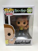 Funko Pop! Animation: Rick and Morty Sentient Arm Morty #340 FP20