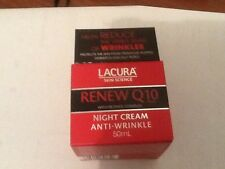 LACURA ANTI-WRINKLE NIGHT CREAM 50ML    BRAND NEW IN PACKET