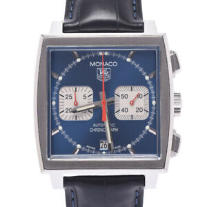 TAG HEUER Monaco new belt CW2113.FC6183 watch 800000094273000