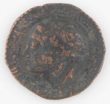 1174-1185 Artuqids of Kayfa AE Dirham VF AH570-581 Nur al-Din Muhammad A-1821.3