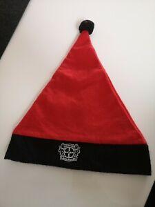 Bayer 04 Leverkusen Nikolausmütze Weihnachtsmütze Mütze Zipfelmütze Weihnachten