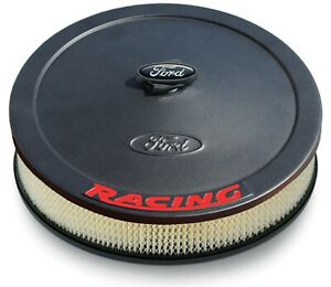 Proform 302-352 Air Cleaner Ford Racing Emblem
