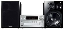 Panasonic Japan CD Stereo System Audio Player Silver SC-PMX9-S Fast Shipping