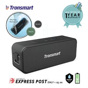 Tronsmart 20W Wireless Bluetooth 5.0 Speaker Portable IPX7 Waterproof 24 Hours
