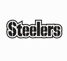 Pittsburgh Steelers Football NFL Vinyl Die Cut Car Decal Sticker - Free Shipping