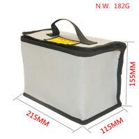Fireproof RC LiPo Battery Safety Safe Guard Fire Retardant Lipo Battery BaRS XF