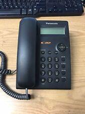 Panasonic Consumer Feature Phone W/ Caller ID Black KX-TSC11B