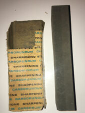 Vintage Carborundum Combination Sharpening Stone #109