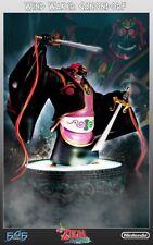 First4Figures Legend of Zelda Wind Waker Ganondorf Exclusive Ed. Statue MIB