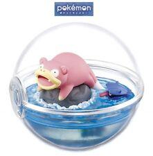 RE-MENT Pokemon Terrarium Collection Vol 4 Poke Ball Case Figure Slowpoke Yadon