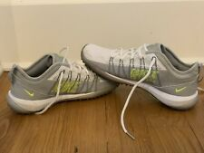 Nike Alpha Huarache 7 Turf Shoe Sz 6.5 Lax Very Good Condition - Worn 4x
