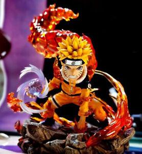 Anime Naruto Shippuden Uzumaki Figure Statue Collectible PVC Figurine Toy Gift