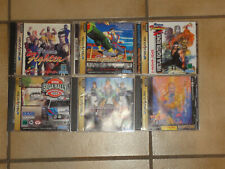 6 Sega Saturn Arcade Spiele Spielesammlung NTSC-J Sega Rally Virtua Fighter