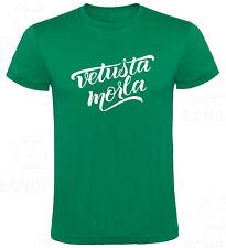 Camiseta Vetusta Morla Caligrafico Indie hombre tallas y colores