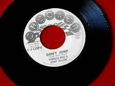 FONTELLA BASS & BOBBY McCLURE~DON'T JUMP~YOU'LL MISS ME~PROMO~~ NORTHERN SOUL 45