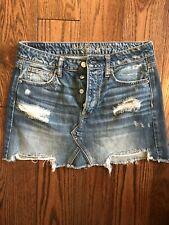 American Eagle Denim Skirt-size 6