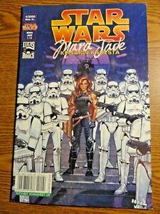 Star Wars Mara Jade #1 Finnish Variant Edition Jedi Mandalorian High Dark Horse