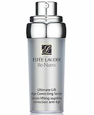 ESTEE LAUDER Re-Nutriv Ultimate Lift Age Correcting Serum Firm Skin 1oz NeW BoX