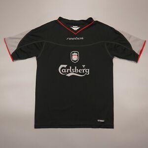 Liverpool 2002 2003 Away Football Soccer Shirt Jersey Reebok 152 CM Kids Size