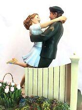 Hasbro GI JOE Military Moments Series LE Homecoming Resin Statue Figurine #1/307