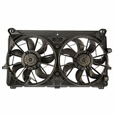For Cadillac Escalade GMC Yukon Black Engine Cooling Fan Assembly Dorman 620-654