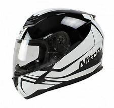 Casco Nitro N2400 pícaro blkwhite pasador de seguridad listo