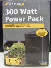 MALIBU 300 WATT DIGITAL POWER SUPPLY PACK TRANSFORMER LANDSCAPE LIGHTING