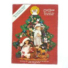 Springbok Outlines Hallmark Christmas Tree Jigsaw Puzzle 500 Plus Pieces