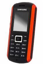 Samsung GT-B2100 Outdoor Handy ohne Simlock Orange 7MB Bluetooth MP3 microSD