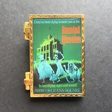 DLR - Attraction Posters - Haunted Mansion Limited Edition 1000 Disney Pin 91715